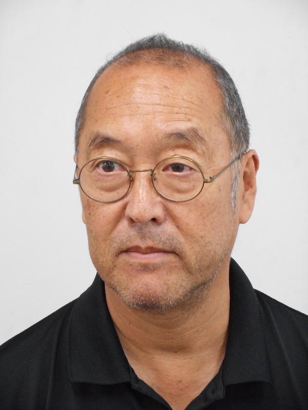 桐生幸之介さん。中之島二丁目振興町会長であり、きりう不動産信託株式会社の代表取締役も務める。★